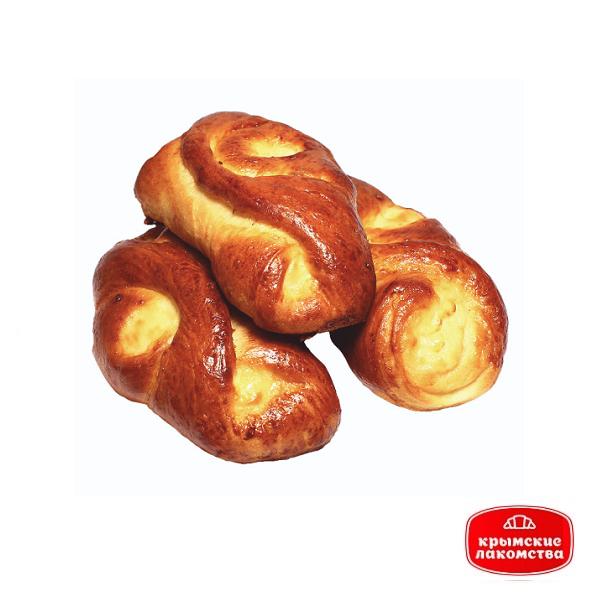 Печенье сдобное «Матрёшка» с творожной начинкой Айнур