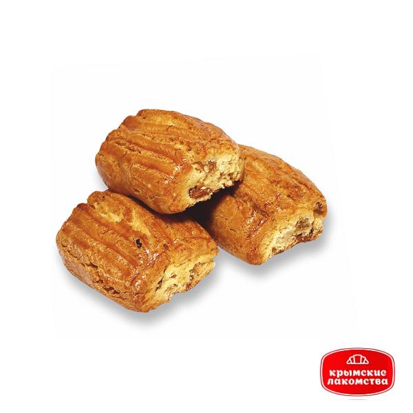 Печенье песочное «Полено» с изюмом 2 кг