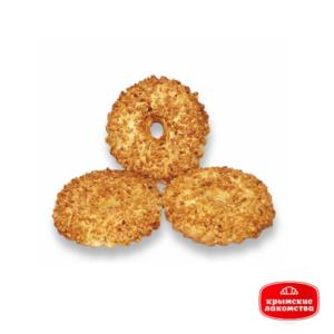 Печенье песочное «Кольцо» с арахисом 2 кг
