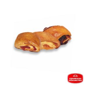 Печенье сдобное «Фрутта» с персиковым джемом Айнур
