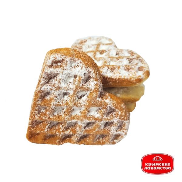 Печенье сдобное «Венское вафельное» 300 г Айнур