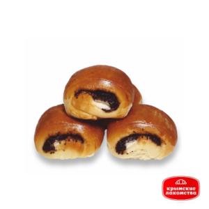 Печенье сдобное «Маковка» с маково-творожной начинкой 500 г