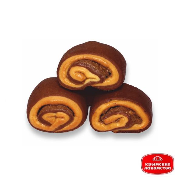 Печенье сдобное «Марсианка» со сгущённым молоком 400 г Айнур